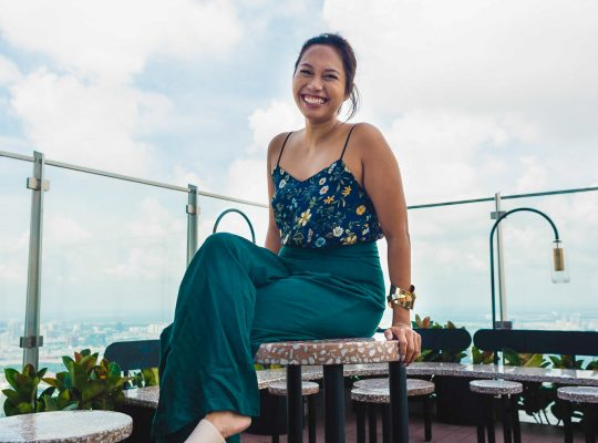 Saigonita Le Minh Tam Serves Up Her Side Of Saigon