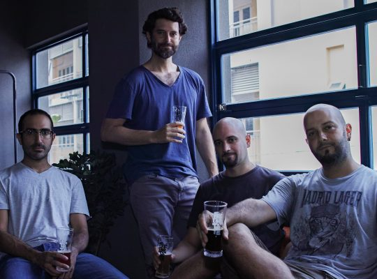 Tê Tê's Four Founders Take Us Inside Their Saigon TapHouse