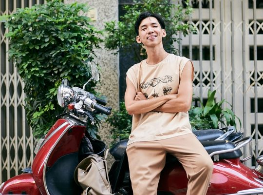 Model, Drag Artist And Tê Tê Craft Beer Marketer Tien Ngoc Nguyen's Saigon Guide Is Sweetly Nostalgic
