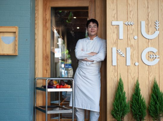 Is T.U.N.G Dining Hanoi Vietnam's Most Exciting Culinary Experience?