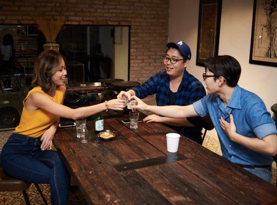 Người Hàn Quốc Ăn Gì Tại Sài Gòn, Bạn Có Biết?