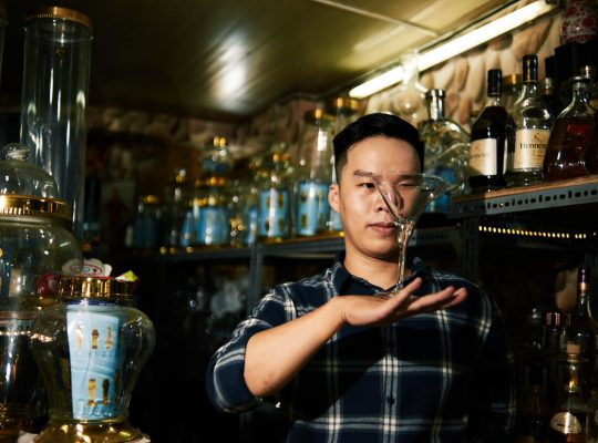 Campari's Competition Winner 'Phil' Nguyen Huu Phu Packs His Bag For Milan
