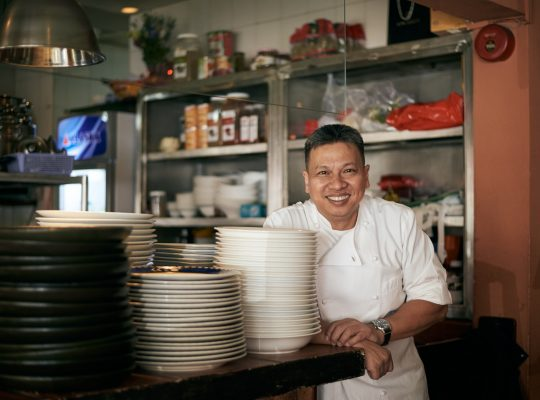 Tristan Ngo's Five Favourite OG Restaurants In Saigon