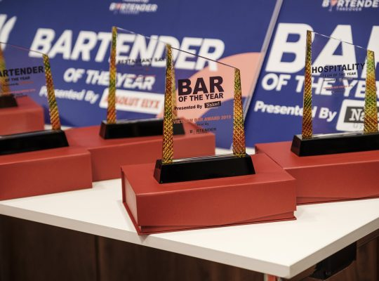 All The Winners Of Vietnam Cocktail Festival's Bar Awards
