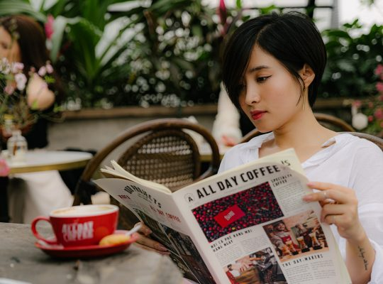 Hanoi-based Cafe Owner Hozu Hoang Dung's Favorite Work Cafes In Saigon