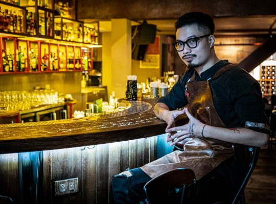 Nê.Cocktailbar's Sa Tong Gives Us An Authentically Local Guide To Hanoi