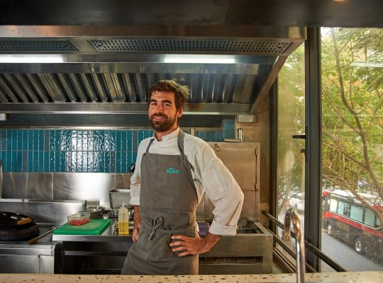"Head Chef Pedro Goizueta Velasco Shows Us The ""Different And Unique"" Kiba Saigon"