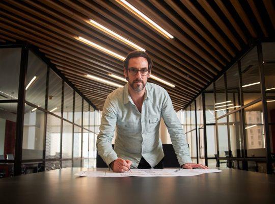 G8A's Grégoire Du Pasquier Explores Wink Hotels' HQ Design