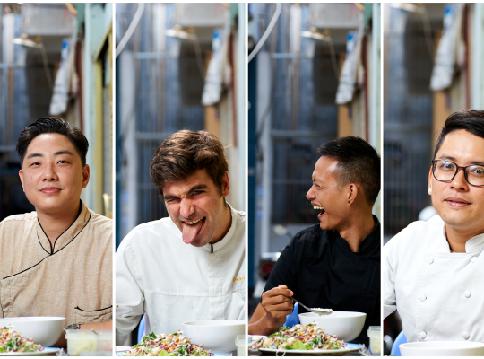 Where Do Four Of Saigon's Most Exciting Chefs Get Their Foodie Kicks?