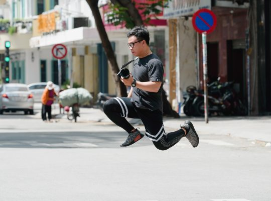 Follow The Saigon Running Route Of A Photographer Who's Going Places – Koi Nguyen