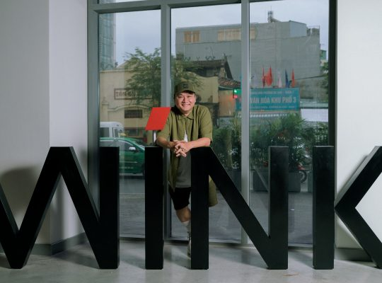 Introducing Wink Hotel Saigon Centre's General Manager Hai Do