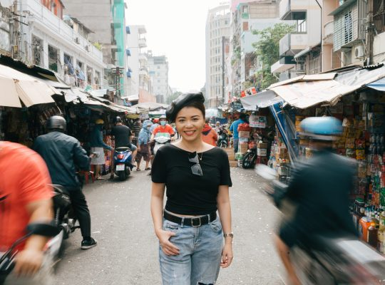 BUBU Food Blogger Uyen Dang's Guide To Saigon's Dakao Ward