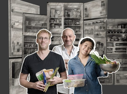What's In The Fridges Of Some Of Saigon's Top Chefs?