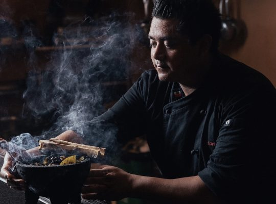 There's A 'Pipirisnais' Bistro Called Agave Saigon Opened By Two Restaurateurs From Mexico City Serving Flame Grilled Mexican Food And Mezcal